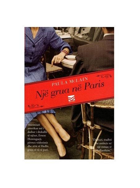 Një grua në Paris -  Paula McLain