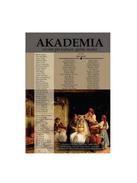 Akademia Nr. 6 (revistë për kulturë, gjuhë, media)