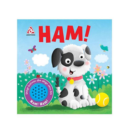 Ham- Libra me një tingull (0-3 vjeç)