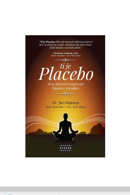 Ti je Placebo - Joe Dispenza