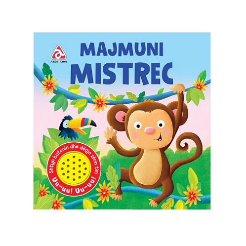 Majmuni Mistrec -  Libra me një tingull (0-3 vjeç)
