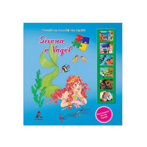 Sirena e vogël - Përralla me mozaikë dhe muzikë
