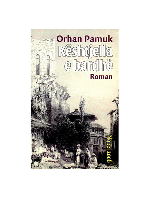 Kështjella e bardhë - Orhan Pamuk