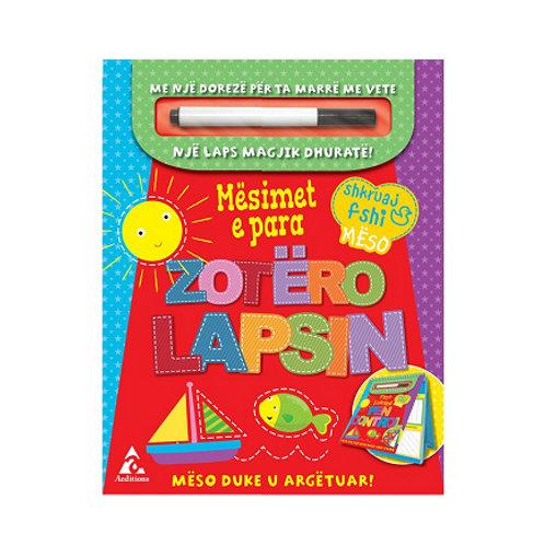 Zotëro Lapsin  (Shkruaj-Fshi-Mëso)