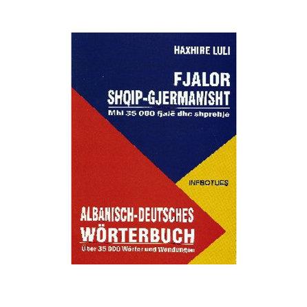Fjalor Shqip-Gjermanisht - Haxhire Luli