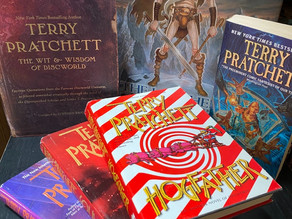 How to Read Terry Pratchett's Discworld