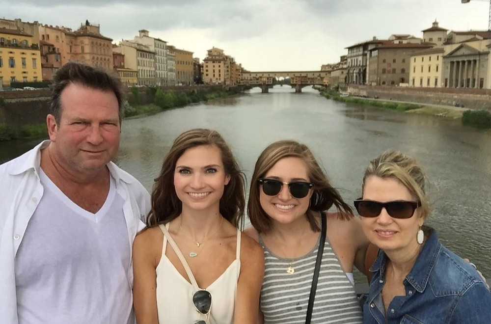 travel nurse and lifestyle blogger kirsten conrad's family