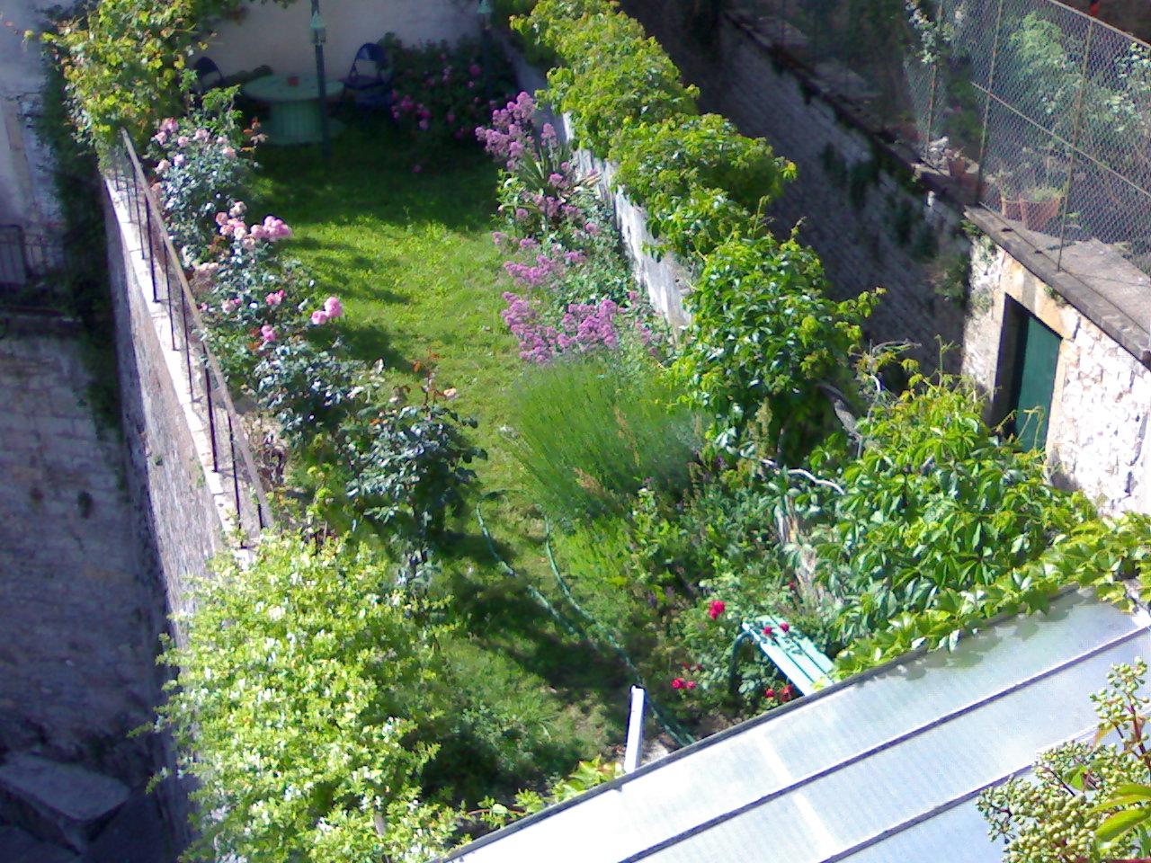 Jardin bas