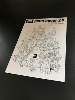 Peter Egger_peter egger .ch_Fan Artikel_Karte A5