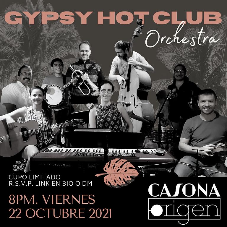 GYPSY HOT CLUB ORCHESTRA
