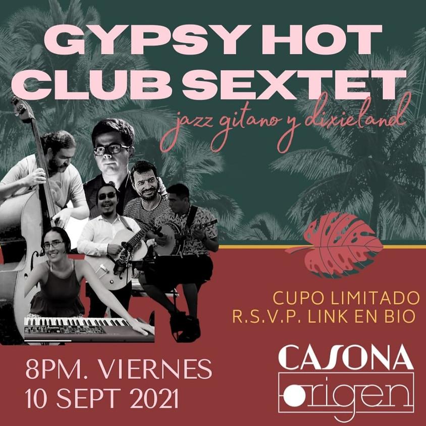 GYPSY HOT CLUB SEXTET