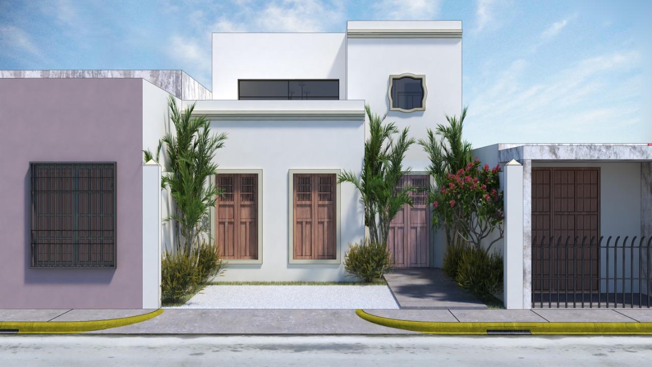 Casa Naranjo Fachada