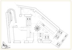 Plan d'aménagement ETAGE