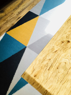 Wood & Carpet
