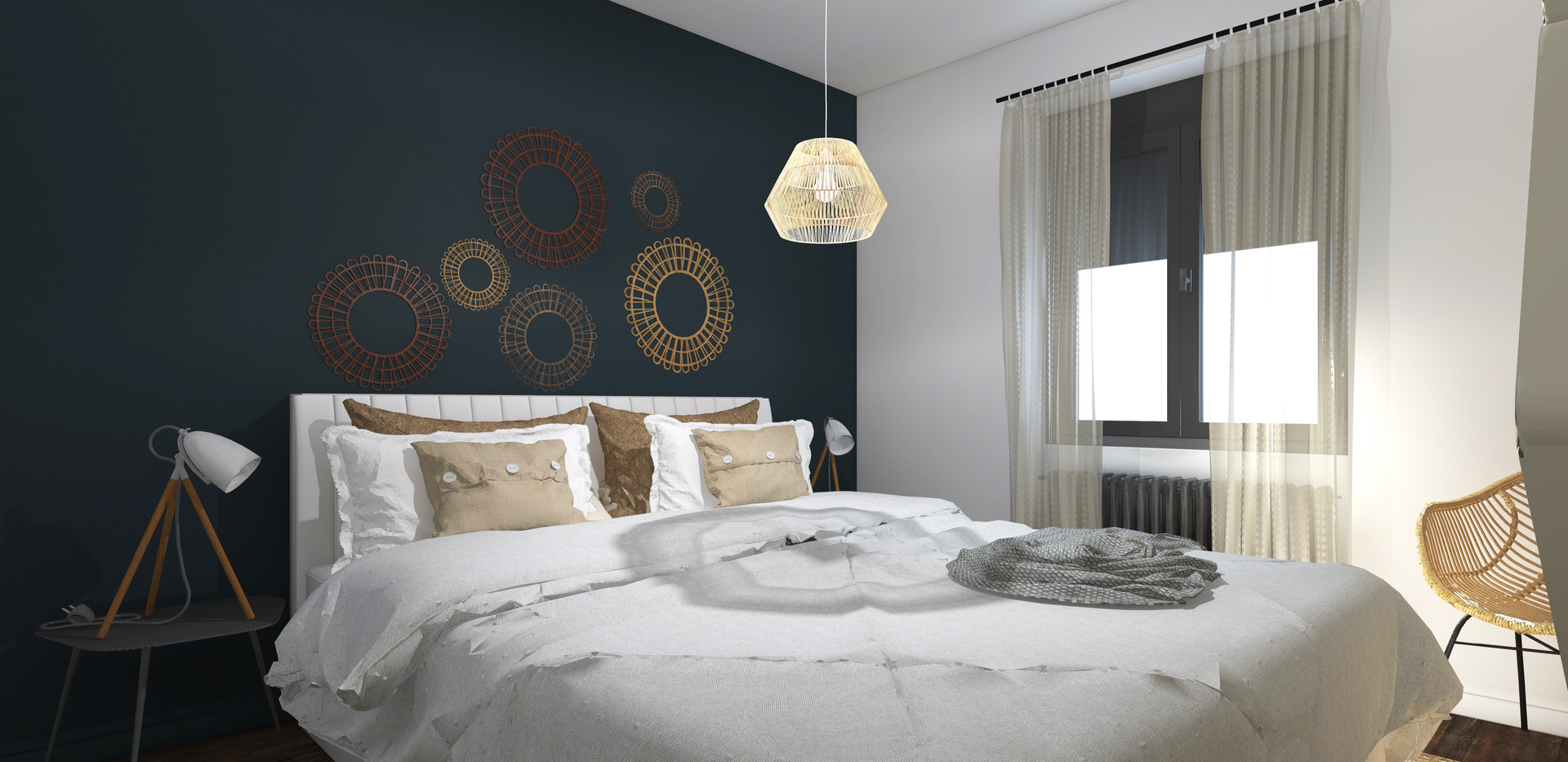CHAMBRE #inspiration #cocoon