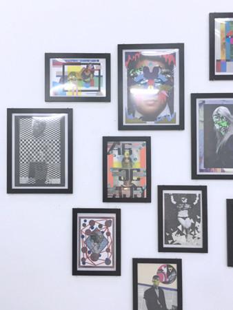 Collage Visual Board