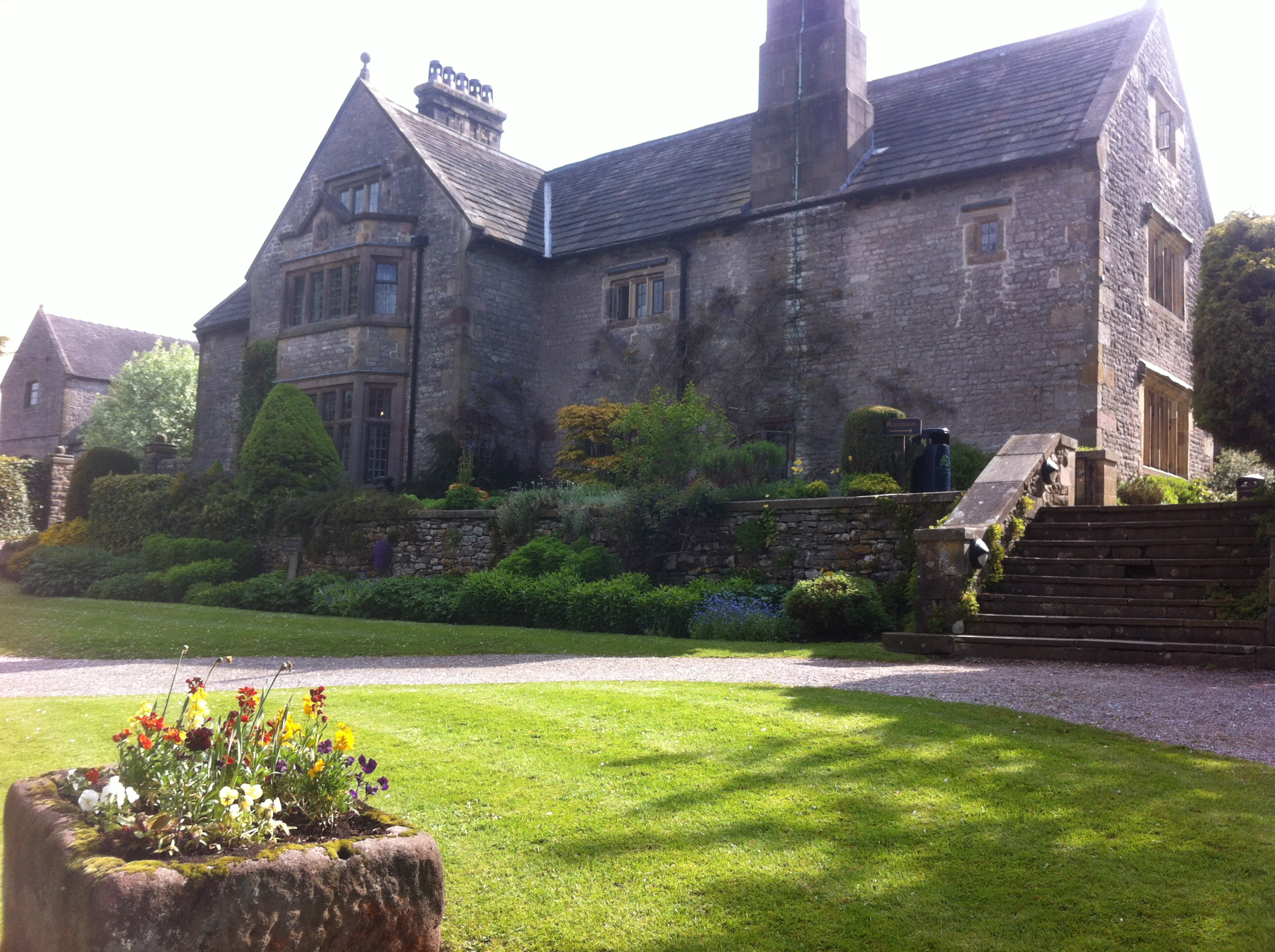Hartington Hall, Derbyshire
