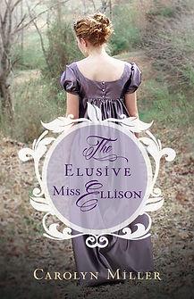 Christian Regency romance The Elusive Miss Ellison