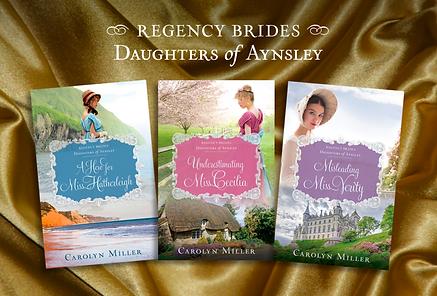 Regency Brides: The Daughters of Aynsley
