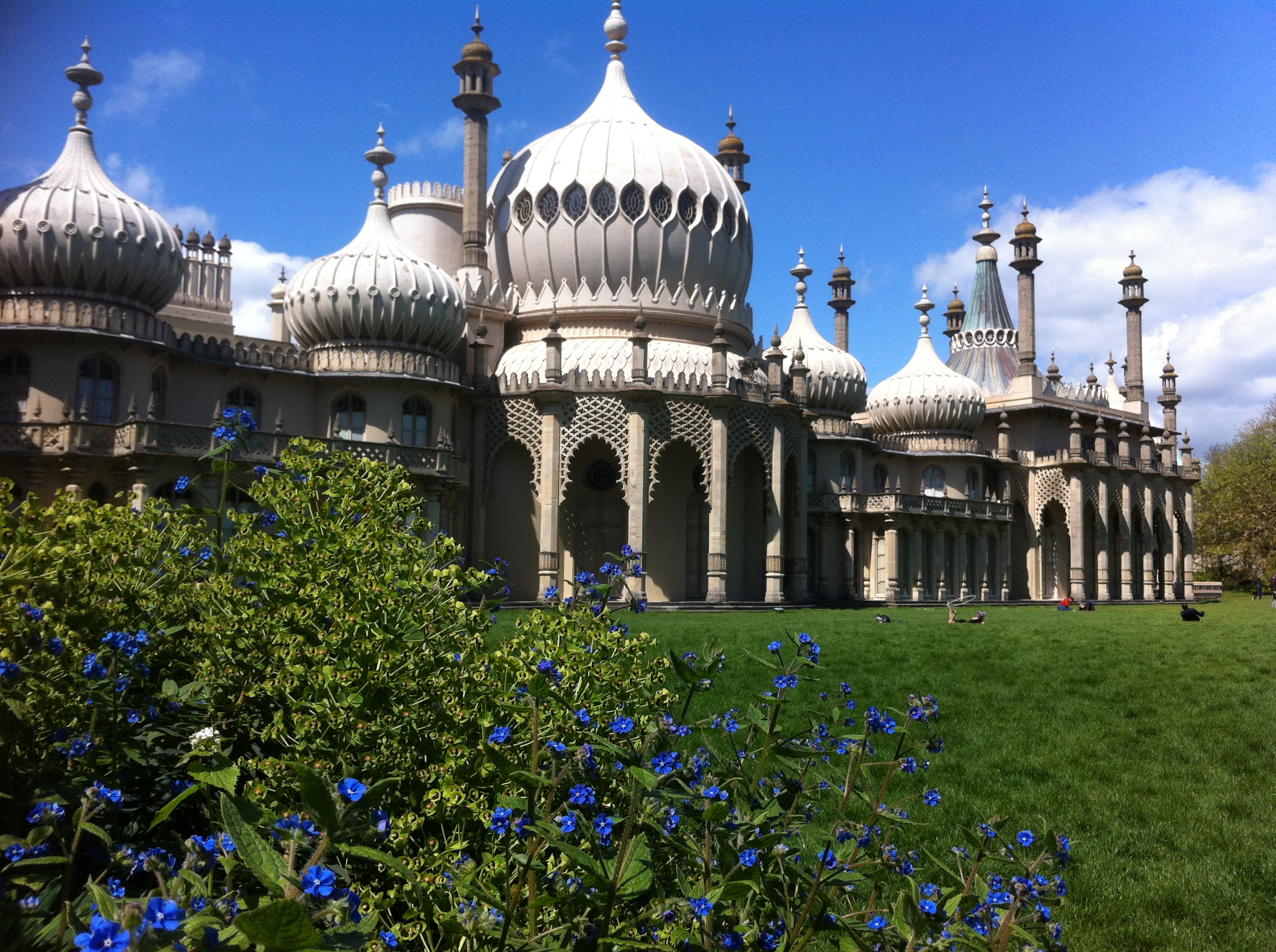 The Marine Pavilion, Brighton