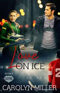 Love on Ice Original Six hockey romance series