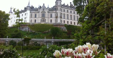 Fairytale Dunrobin Castle