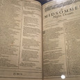 An original Shakespeare First Folio