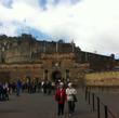 Edinburgh Castle - The Making of Mrs Hale Regency romance