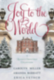 Joy to the world Christmas Regency novella