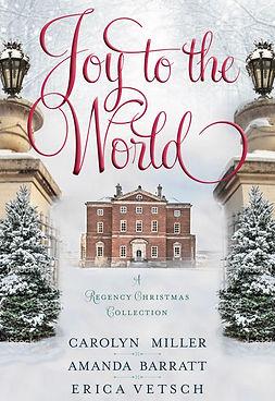 Joy to the world Christmas Regency novella