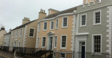 Kirkcudbright houses