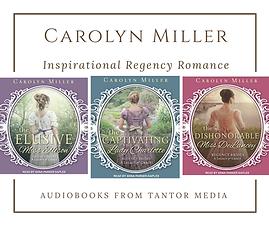 Regency Brides audiobokks