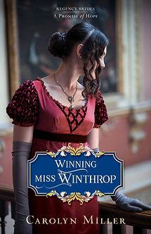 Regency romance Winning Miss Winthrop