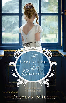Christian Regency romance The Captivating Lady Charlotte