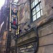 Evocative restaurant in Edinburgh