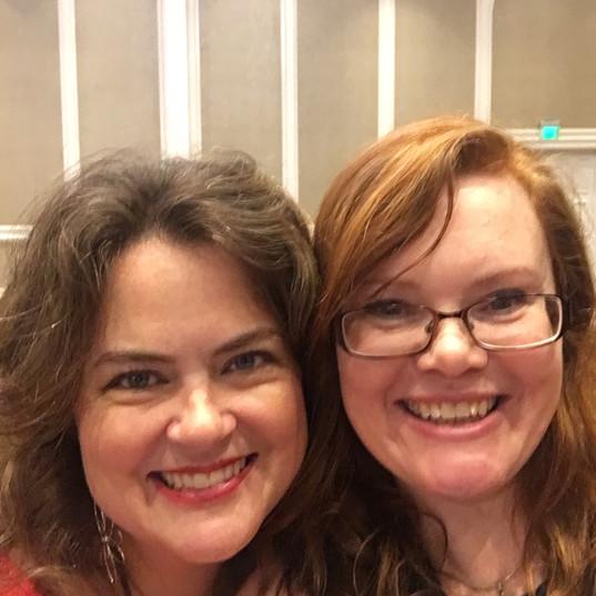 With Kristi Ann Hunter