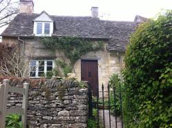 A cottage in St Hampton Heath