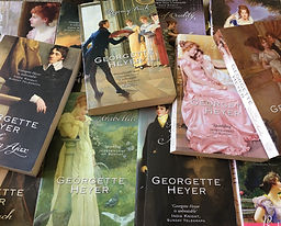 Georgette Heyer fan