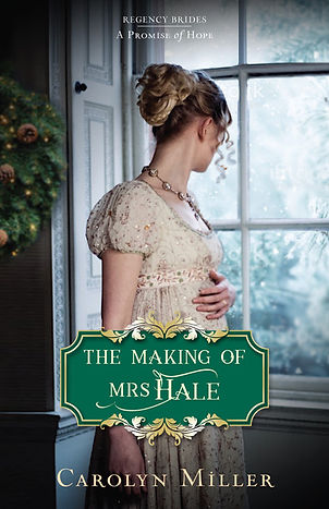 The Making of Mrs Hale Regency romance