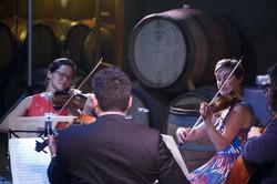 WVCMF Quartet performance, 2016