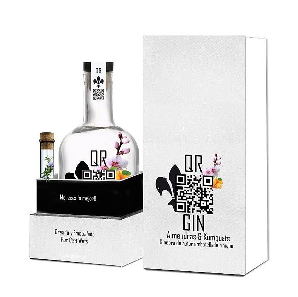 QR Gin Daylight