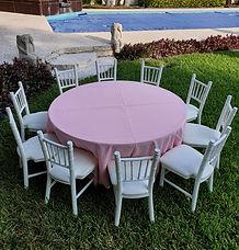 Renta mesas infantiles en monterrey