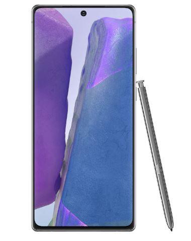Samsung  Note20 5G 256GB Med 24 mnd Terminalbinding