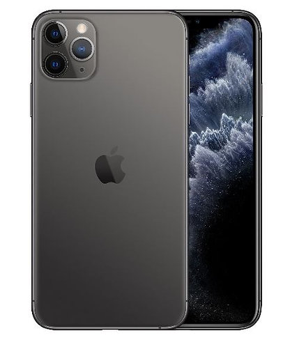 iPhone 11 Pro Max 64 GB Med 24 mnd Terminalbinding