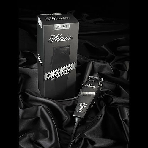 Andis Master Black Label Clipper Limited Edition