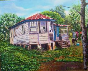 Mi Mama Old House