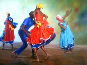 Spiritual Dancers