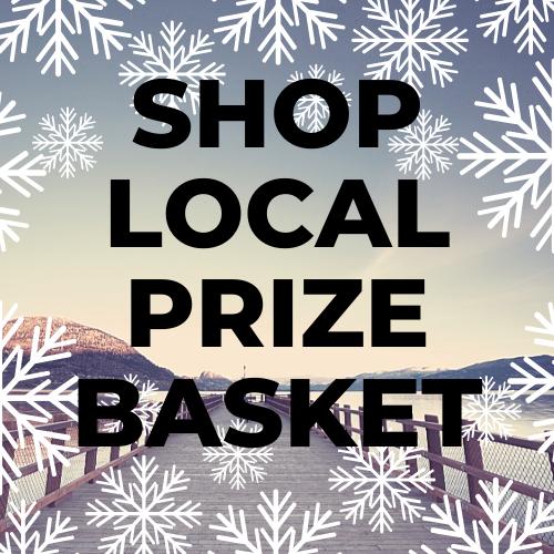 Shop Local Prize Basket