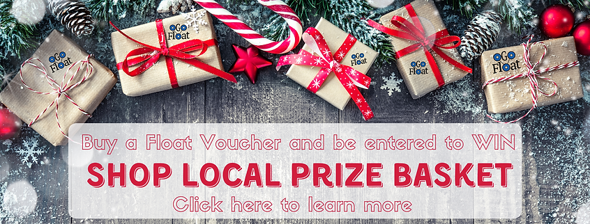 Check out the Shop Local Prize Basket (5