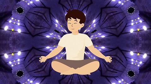 Floating for Meditation
